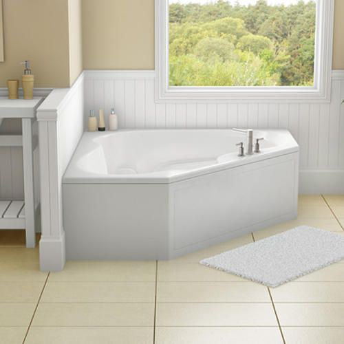 Pearl Baths Cs 60 Ifs True Whirlpool At Menards Bathtub Drop In