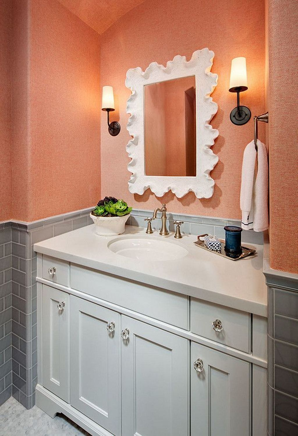 10 Salmon Colored Bathroom Some Of The Most Unique And Exciting
