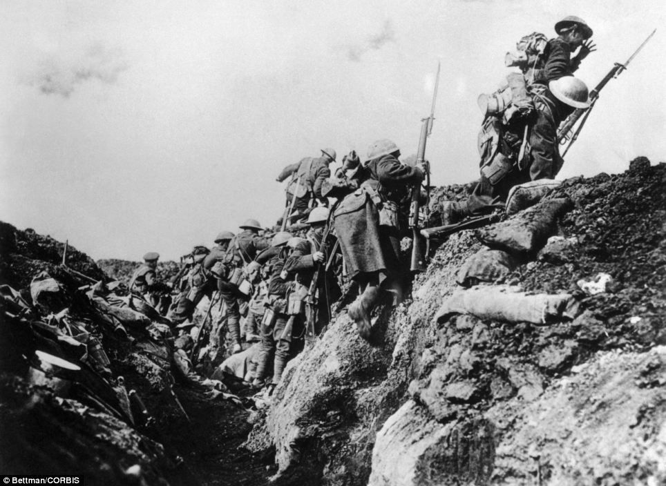 The 10 Biggest Misconceptions About the First World War | Gardens ...