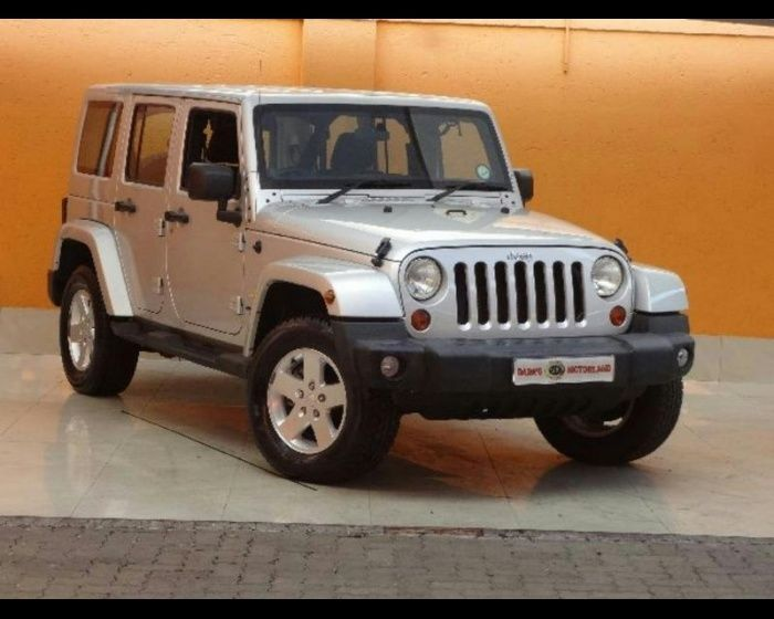 2011 Jeep Wrangler Sahara Unlimited 3 8 Http Www