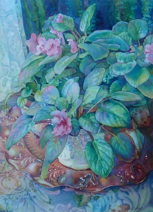 Jeannie Vodden - Sweet Violets