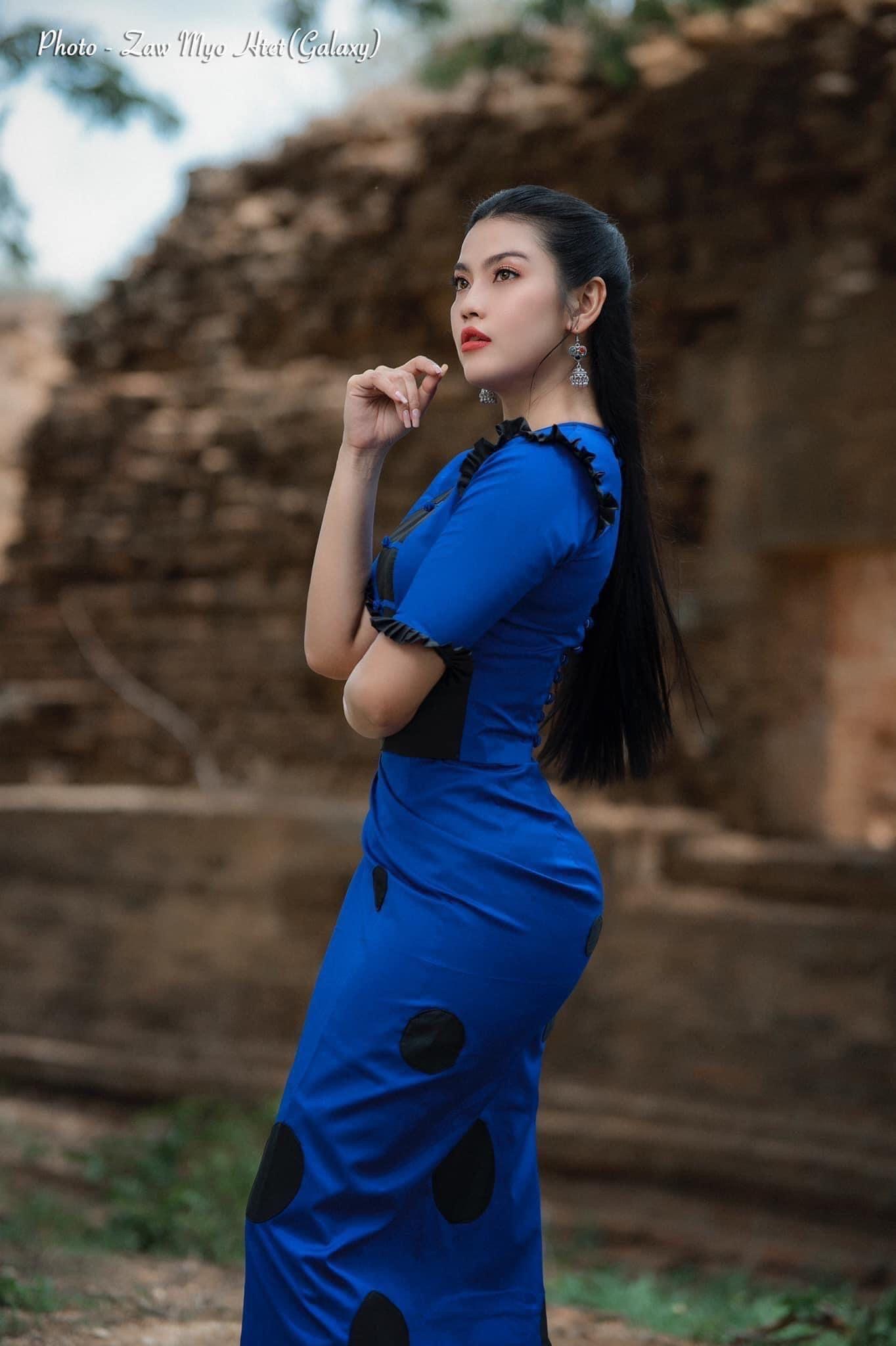 Pin on Myanmar Models