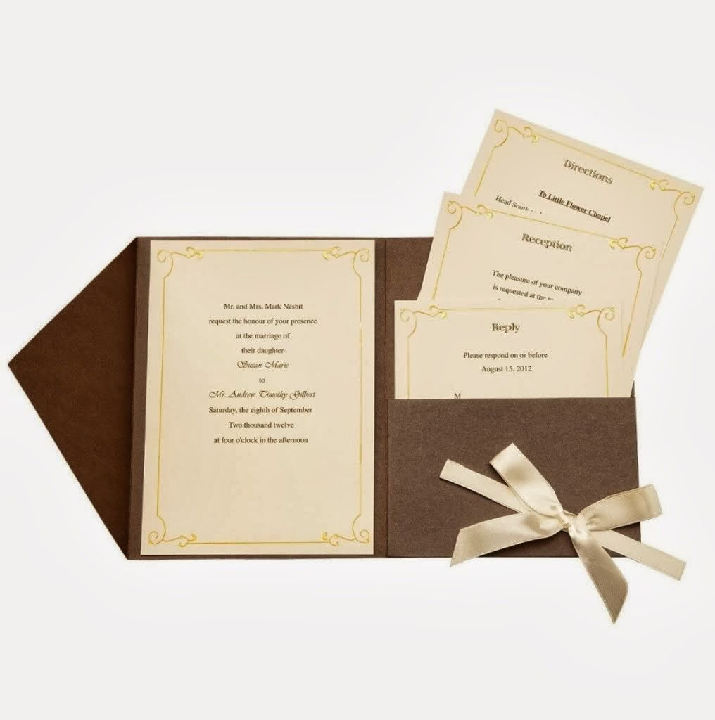 nice How to Create Wedding Invitation Kits Invitations by www
