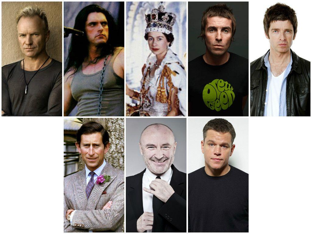 Male Celebrity Blood-Types - kpoplists