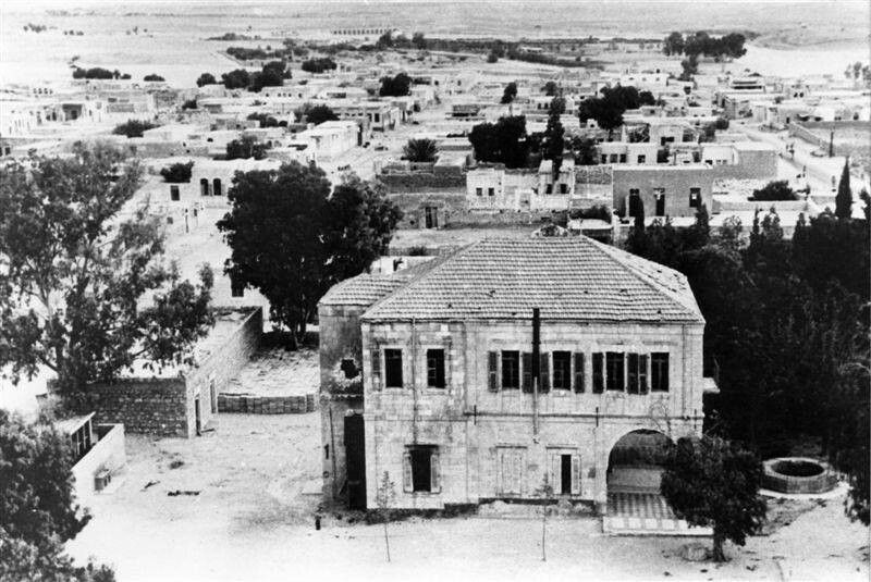 النقب - فلسطين 1930م Naqab, Palestine, 1930