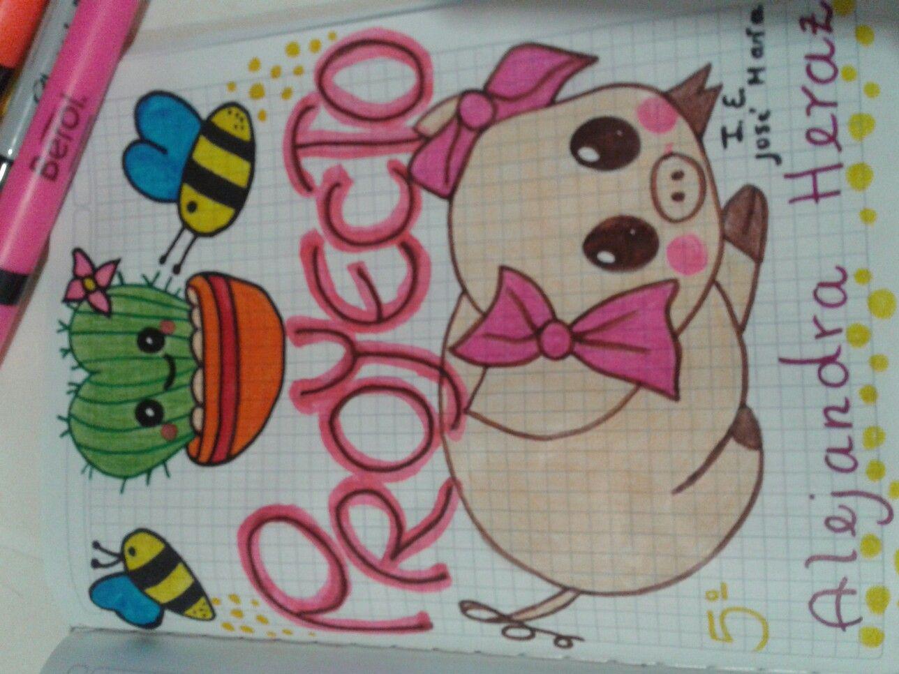 Caratulas Color Cuadernos Escolares Infantiles Dibujos Para 2: Pin De Leidy Duque En Cuadernos