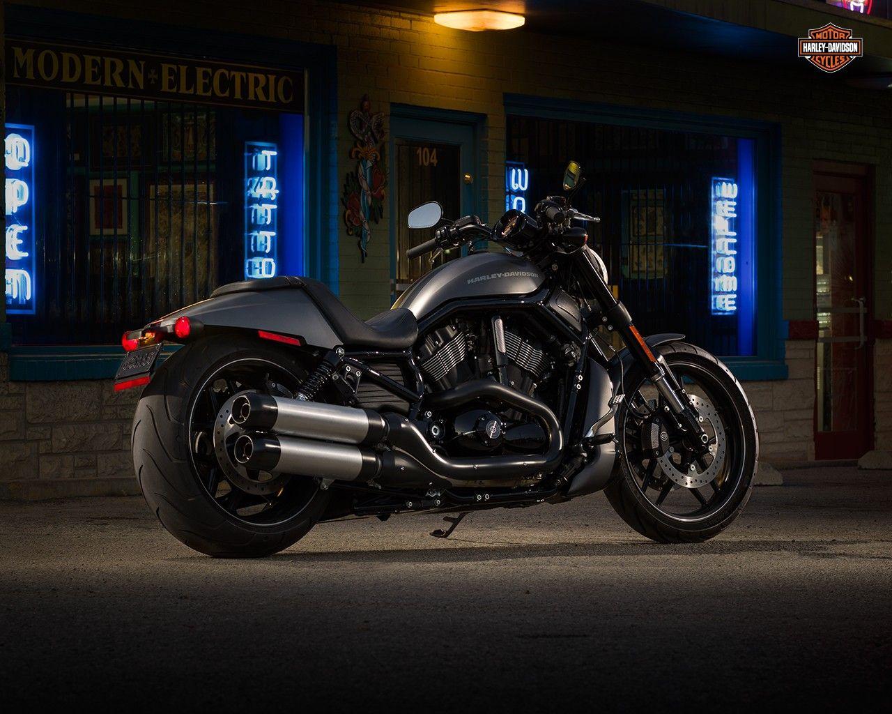 16 Hd Night Rod Special Wallpaper 2 Harley Davidson Night