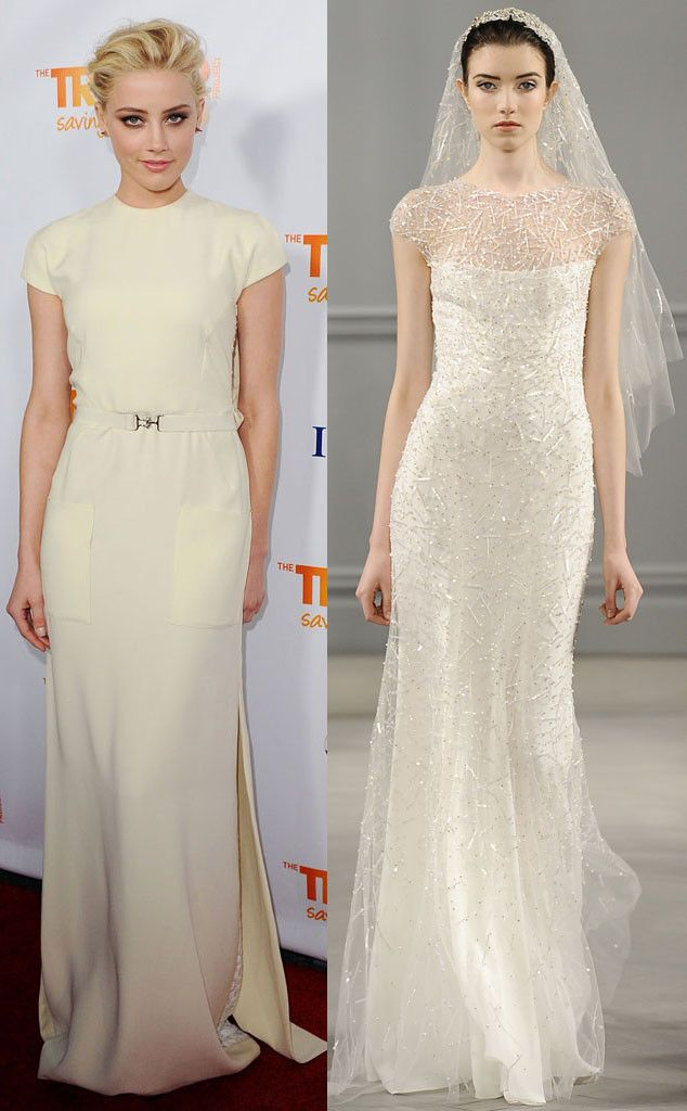Lady Gaga From Celeb Wedding Dress Predictions To Have To Hold