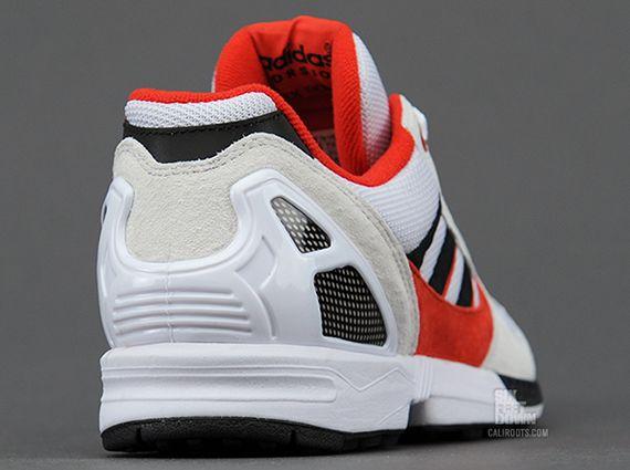 adidas Originals ZX 8000 - White - Red - Black - SneakerNews.com ... 87548a0ce0b4