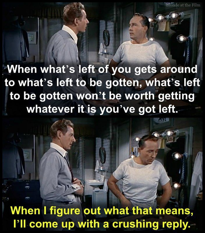 my favourite white christmas quote danny kaye and bing crosby