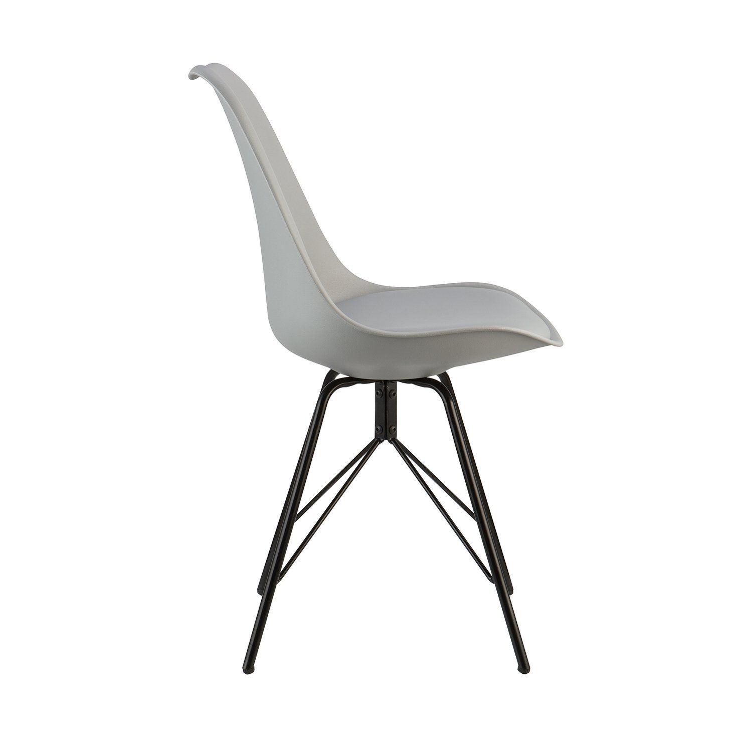 Polorim Grey Chair Dining Chair Kitchen Furniture Bedroom Living