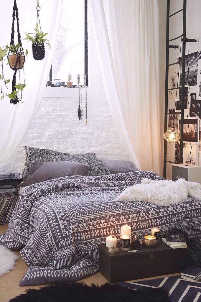 31 Bohemian Bedroom Ideas Boho, Bedrooms and Room