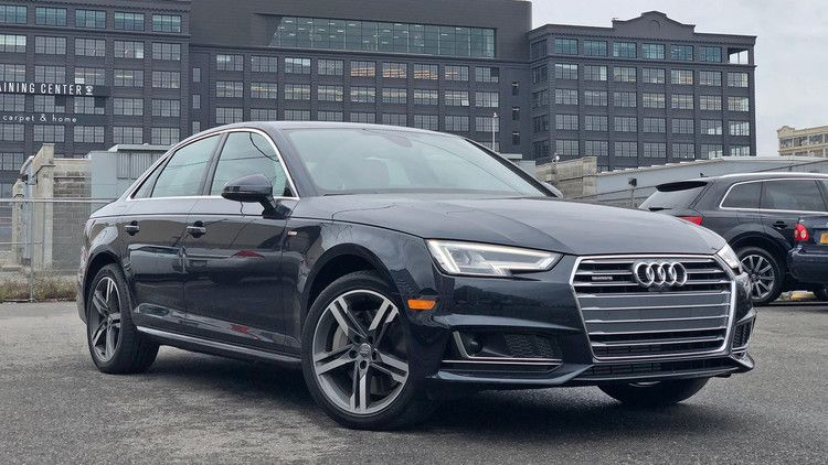 2018 Audi A4 Prestige Review A Riveting Example Of The Power Of The Sports Sedan The Drive Sports Cars Bugatti Sports Sedan Sports Cars Ferrari
