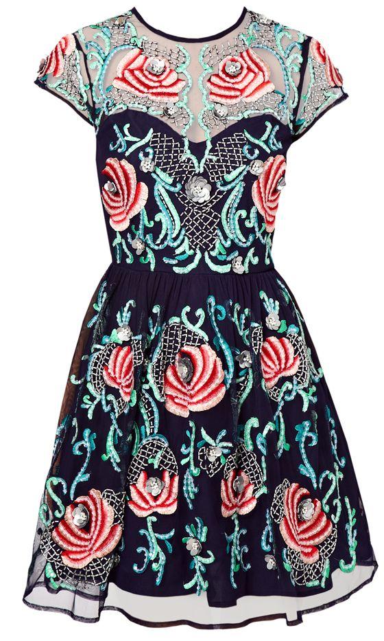 Prom Dresses: Coast Green Lace Dress £150 | Mobile