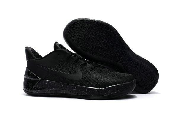 huge selection of af139 06f9d Nike Kobe A.D EP Discount With High Quality 2017 Release Nike Kobe 12 AD  Black Mamba All Black For Discount With High Quality