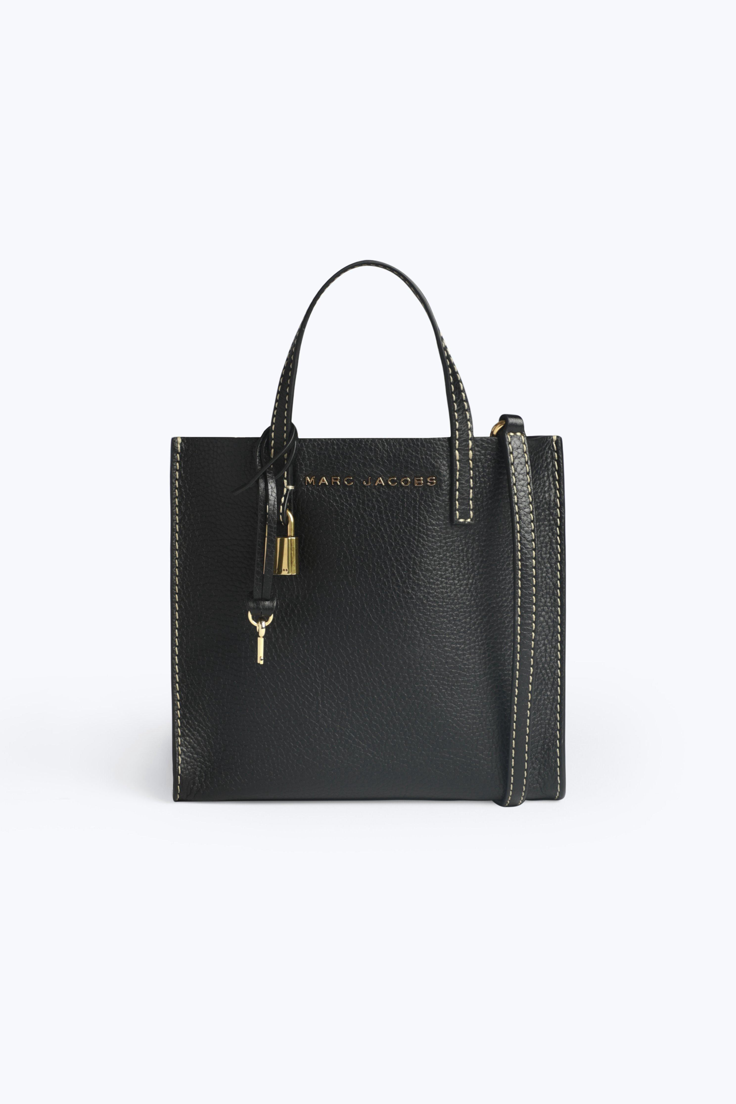 25b3f80f57924 MARC JACOBS The Mini Grind Bag.  marcjacobs  bags  shoulder bags  leather   crossbody