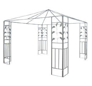 metal gazebo frame only - Google Search  sc 1 st  Pinterest & metal gazebo frame only - Google Search | patio | Pinterest ...