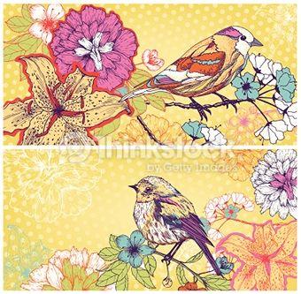 Recherchez des photos de Motif Floral Drawing sur Thinkstock