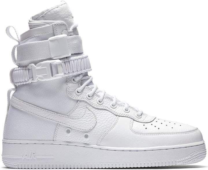 Nike Nike Sf Air Force 1 High White (2017) | Grailed