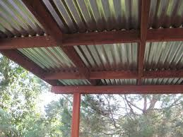Corrugated Tin Roof Shelter I Can Do That