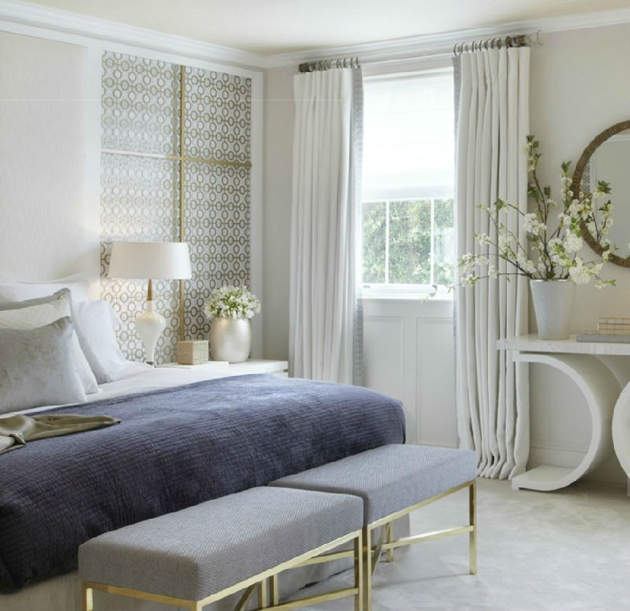 20 Best Neutral Bedroom Decor And Design Ideas For 2020: 伦敦室内设计Design By London - 家居别墅 - MT-BBS