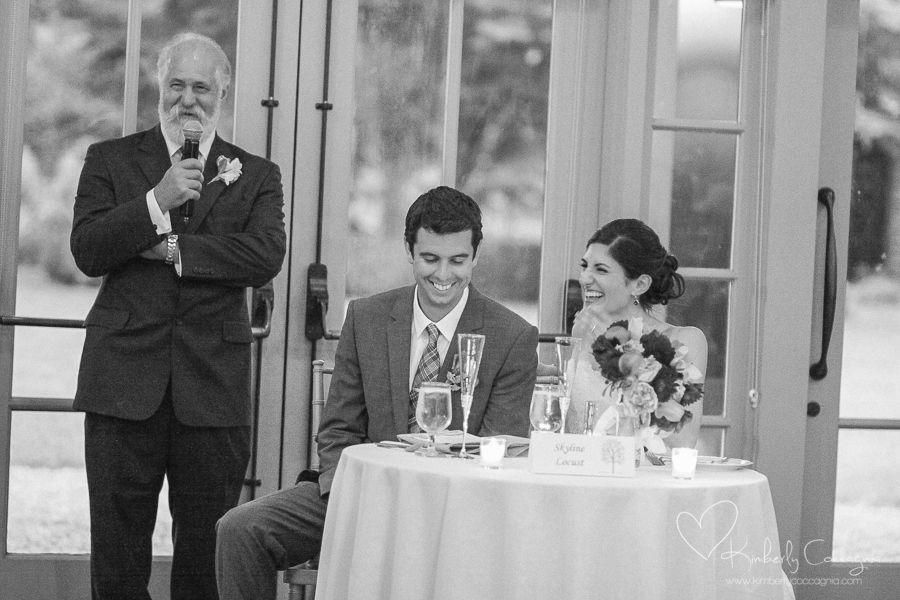 "A Locust grove Wedding | Kimberly Coccagnia ""The Blog""   #hudsonvalleyweddings  #toast #fatherofthebride"