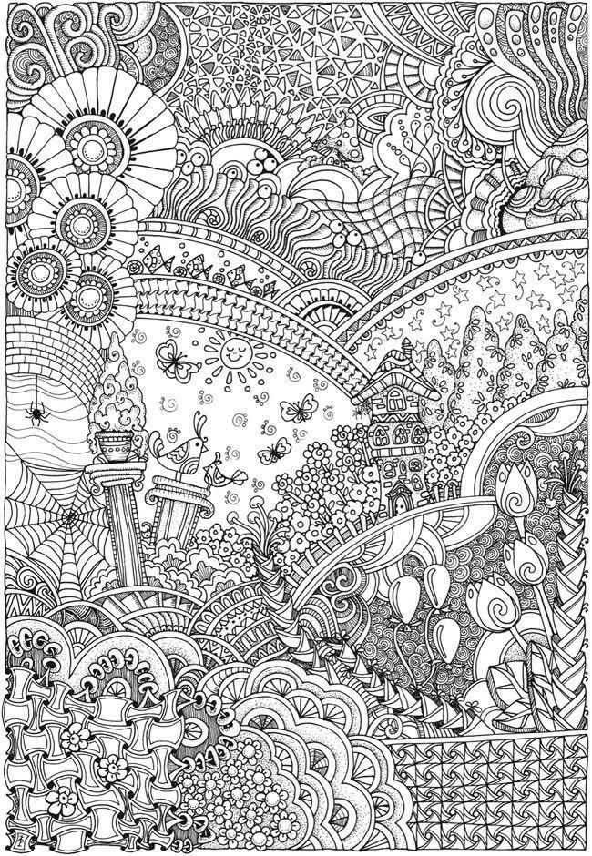 Pin von Aline Leão auf Print&Coloring | Pinterest | Ausmalen ...
