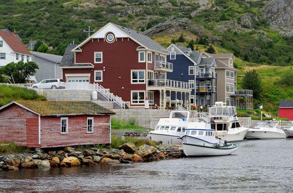 10 Charming Island Towns Around The World Newfoundland