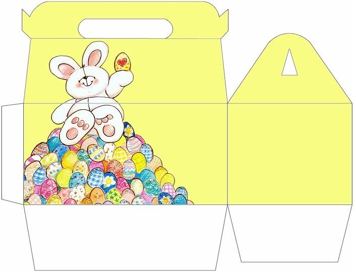 Pin by lynn on easter bagsboxes envelopes pinterest easter templates gift box templates printable box free printables easter gift easter crafts paper boxes 3d paper easter stuff negle Choice Image