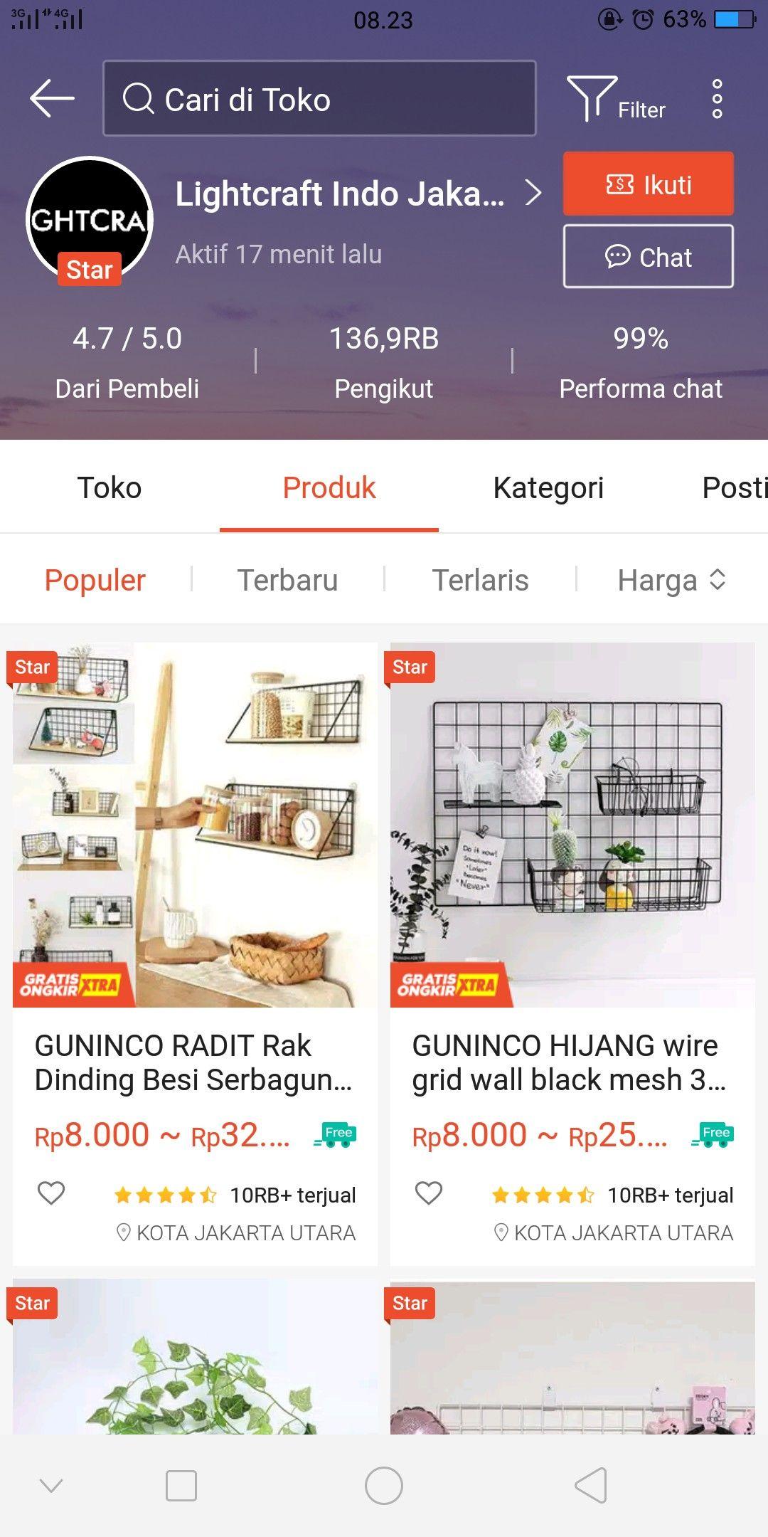 Asthetic Room Shopee Hijang Grid Rak Buku Dekorasi Kamar Di 2020 Desain Ritel Desain Indentitas Ide Dekorasi