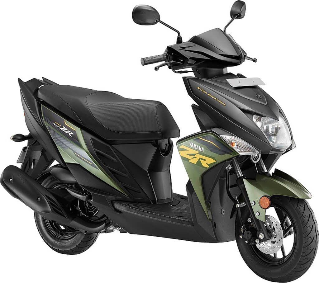 Yamaha Fascino Ubs Yamaha Ray Zr Ubs Yamaha Alpha Ubs Launched