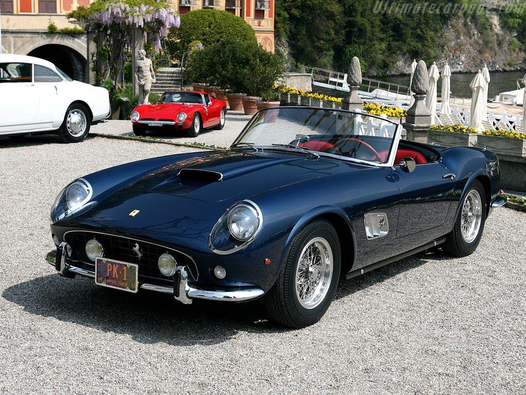95 best ferrari 250 gt images on pinterest | car, vintage cars and