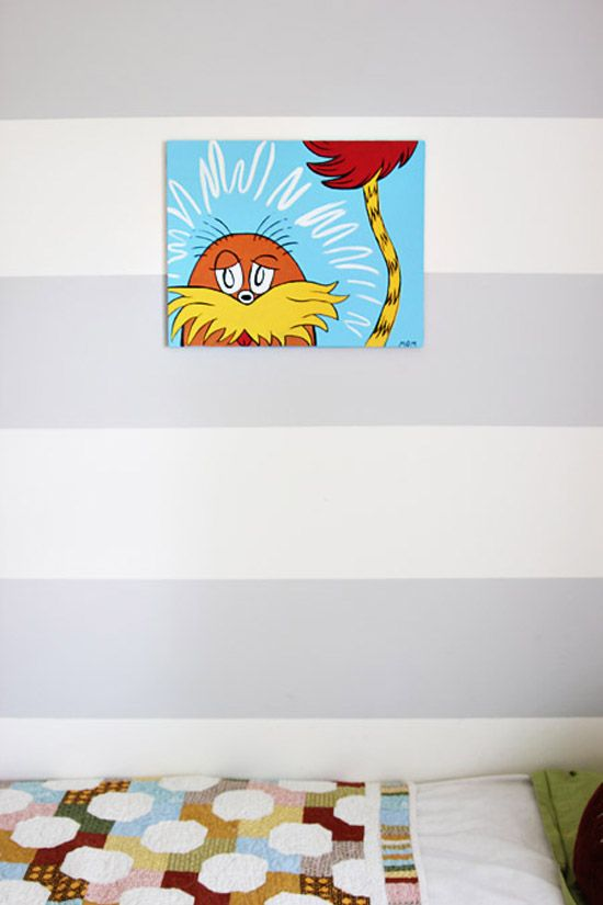 Dr. Seuss Painting