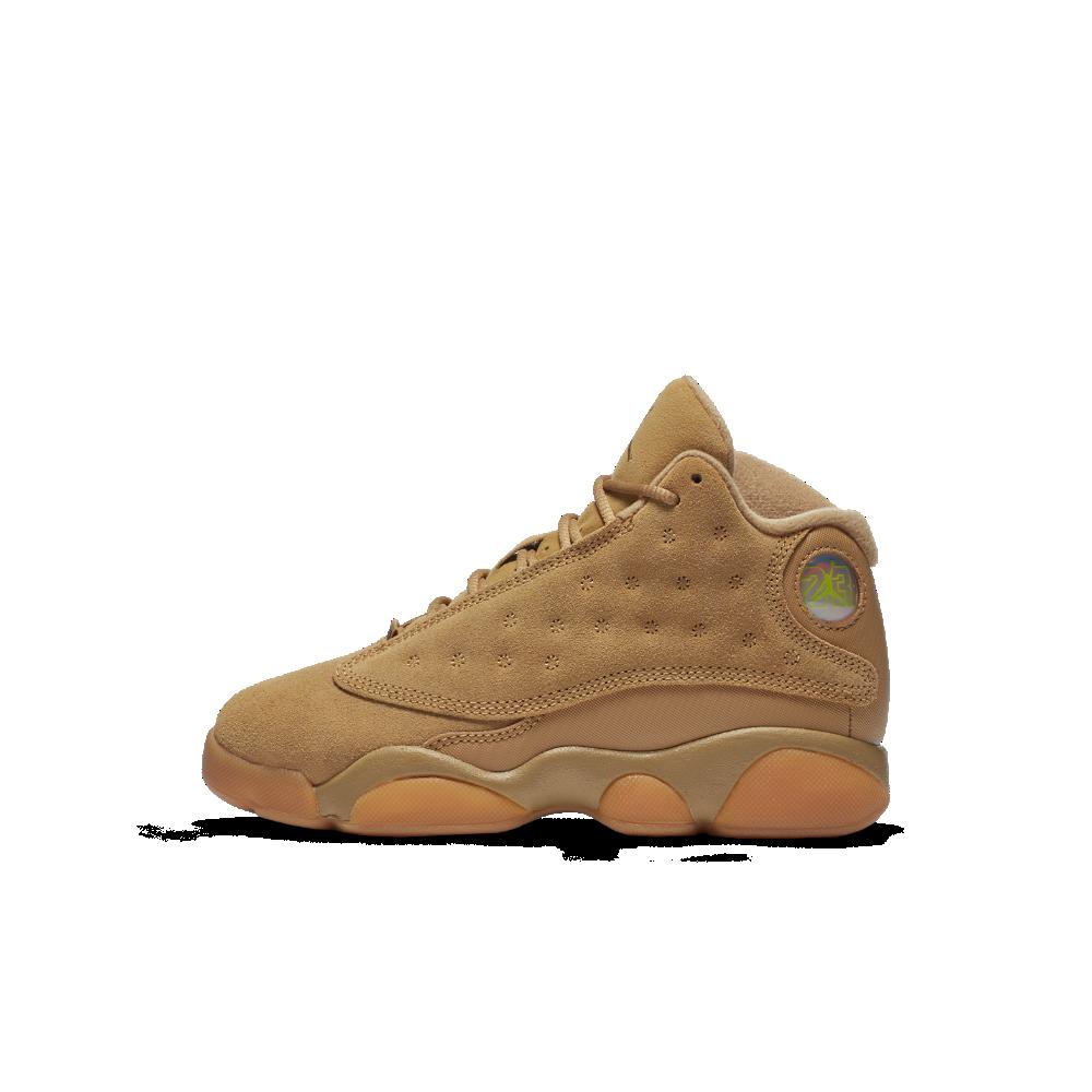 26bf59b8223 Air Jordan 13 Retro Little Boys' Shoe, by Nike Size 11C (Gold ...