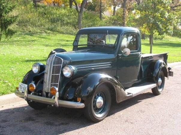 1936 dodge lc for sale hemmings motor news trucks. Black Bedroom Furniture Sets. Home Design Ideas