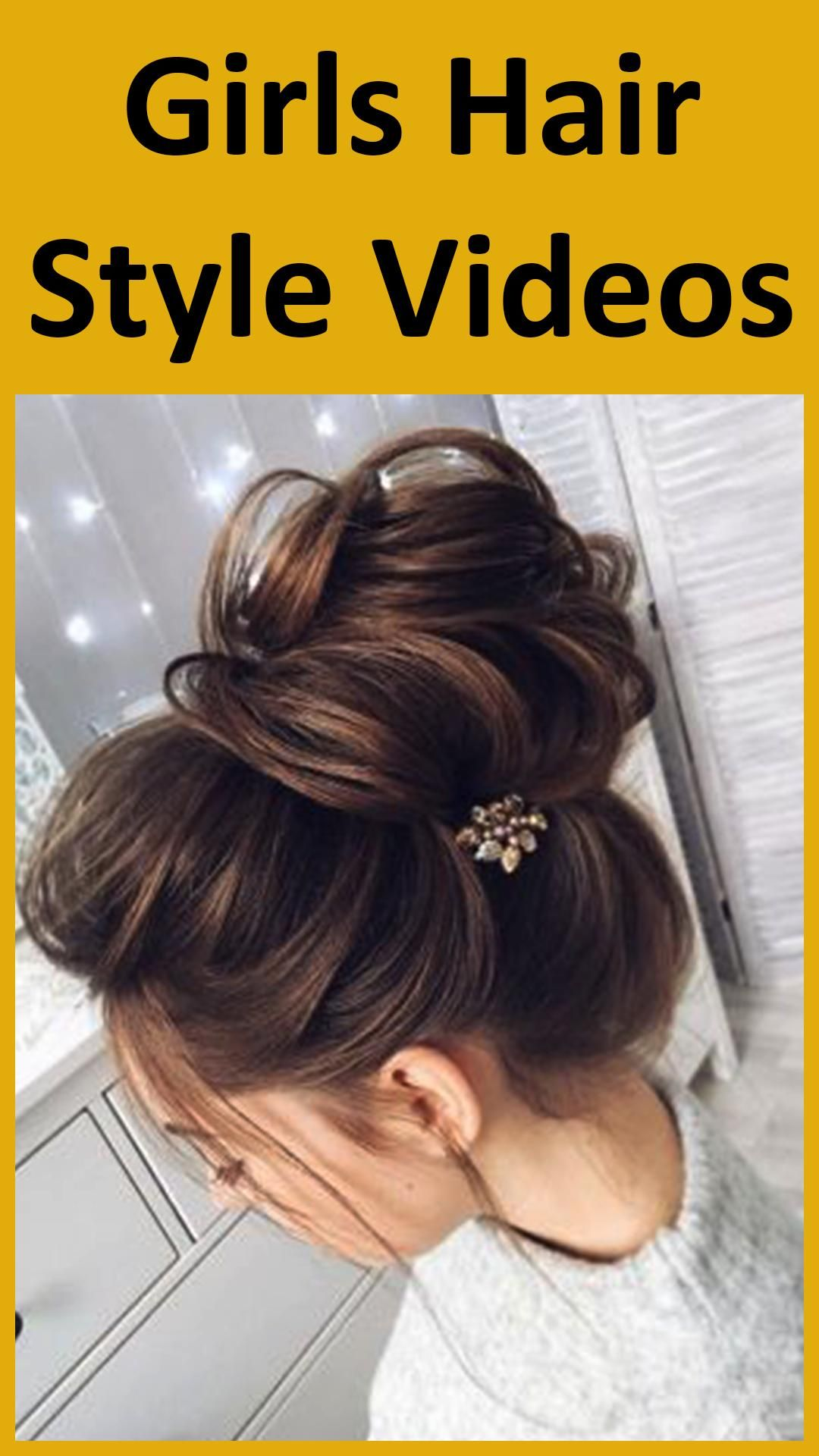 Girls Hairstyle Videos For Android APK Download- fancy hairstyles videos hairstyles videos for ...