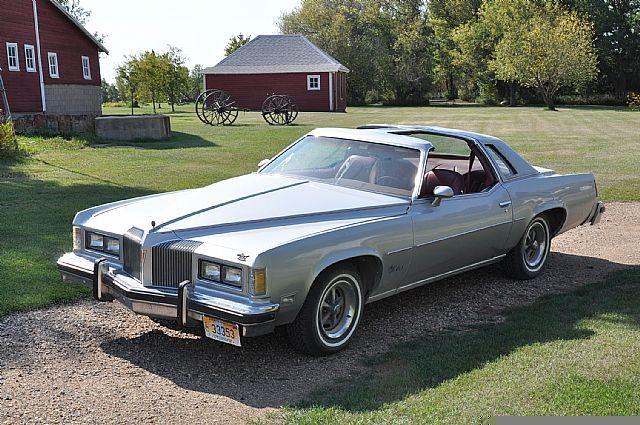 1976 Pontiac Grand Prix  For Sale Minot, North Dakota
