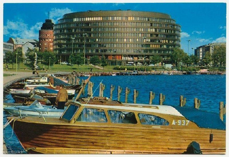 Hakaniemi Helsinki