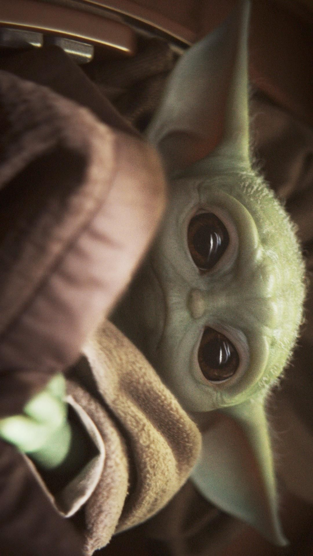 If baby Baby yoda isn't your wallpaper do you really have a wallpaper | /r/BabyYoda | Baby Yoda