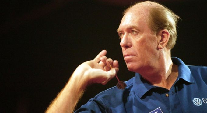 John Lowe is one of the real gentlemen of British sport and has won just about everything there is to win.  http://champions-speakers.co.uk/speakers/darts-sports/john-lowe #Darts