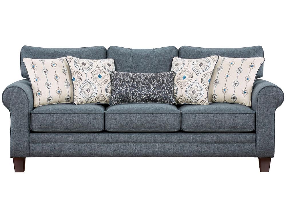 Sites Artvan Site Art Van Home Mattress Furniture Sofa Blue