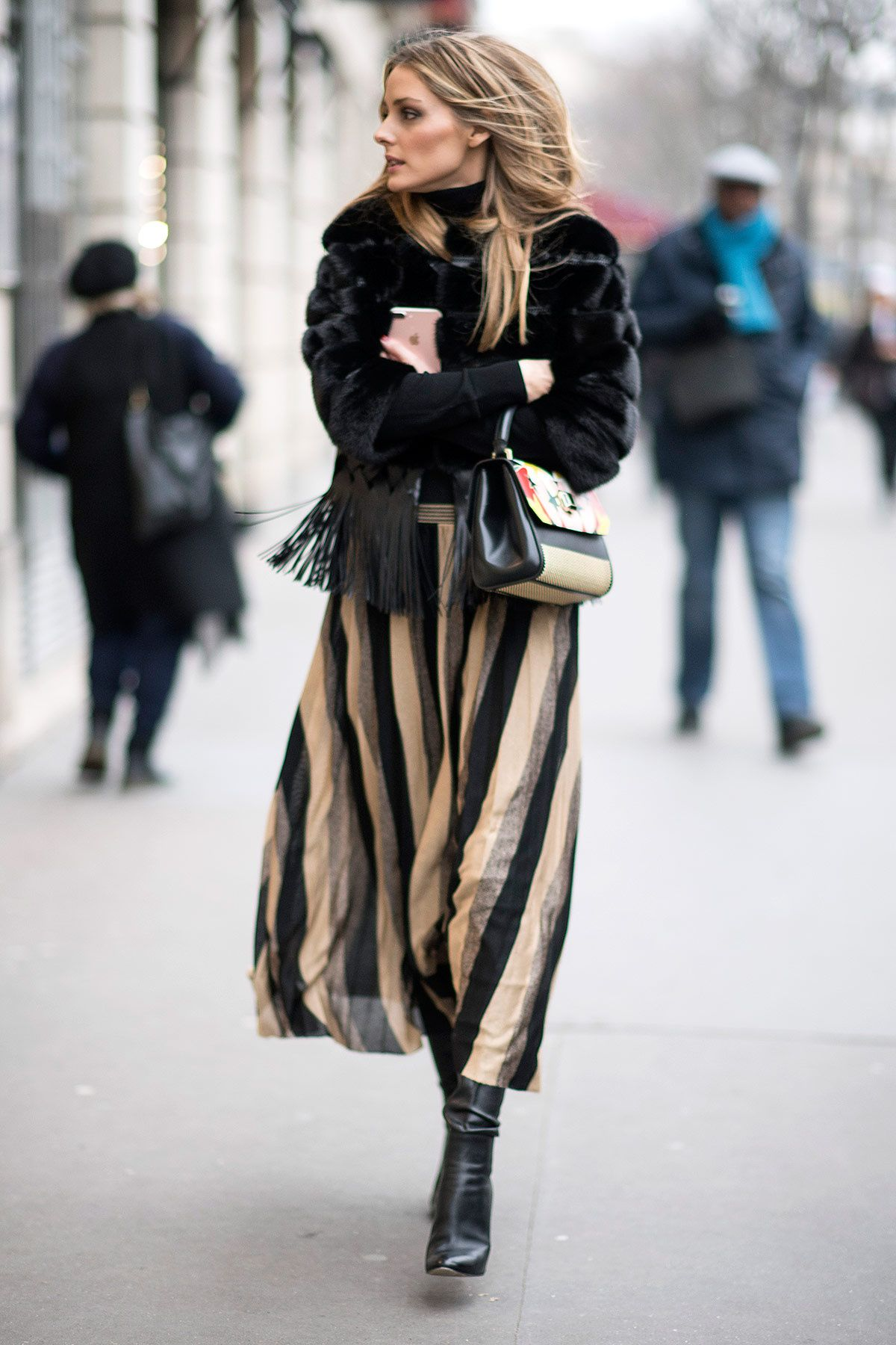 25 all time best pictures of olivia palermo style and fashion - Olivia Palermo Seen In The Streets Of Paris During Haute Couture Spring Summer 2017 Fashion Week On January 25 2017 In Paris France