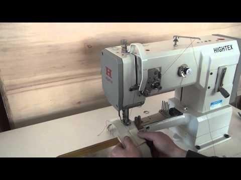 Maquina De Coser Cuero Triple Arrastre Brazo Libre Para Zapatos Chaquetas Bolsos Pfaff 335 Sewing Leather Sewing Machine Sewing