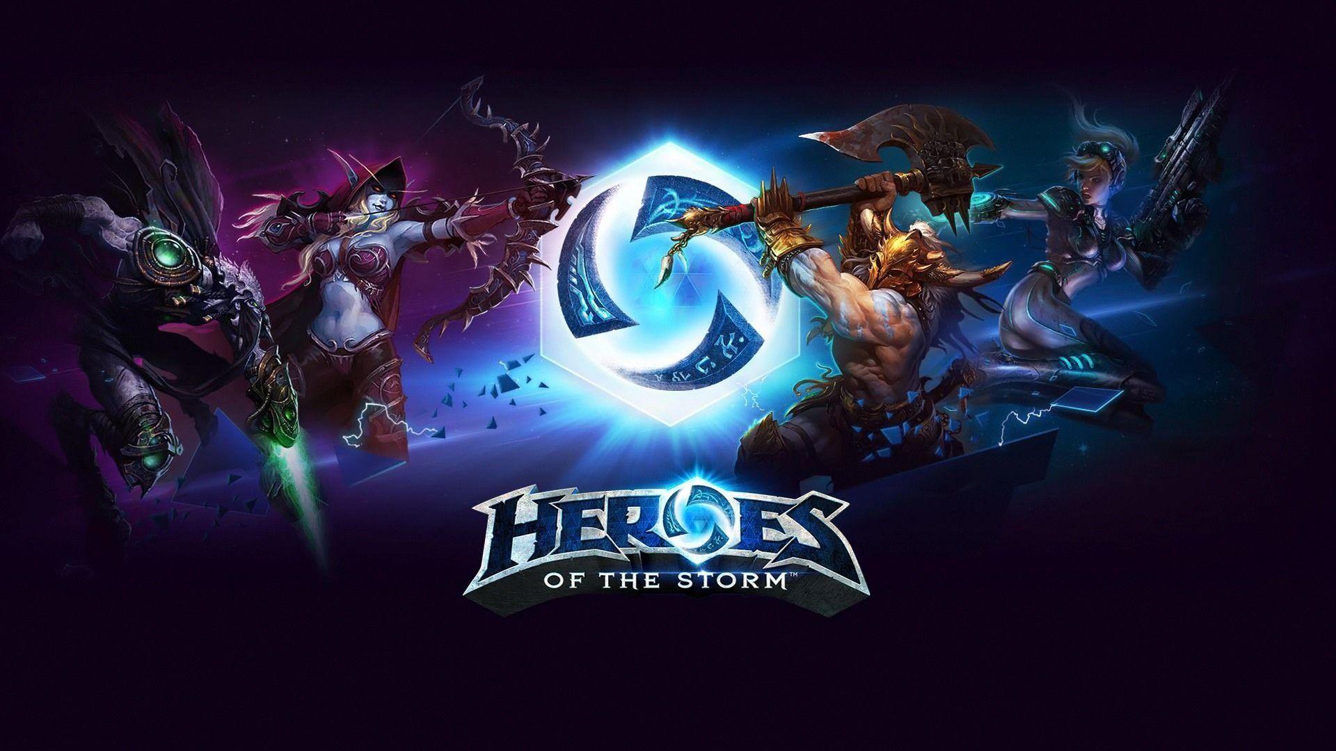 مميزات أندوين المعالج الجديد في لعبة Heroes Of The Storm Storm