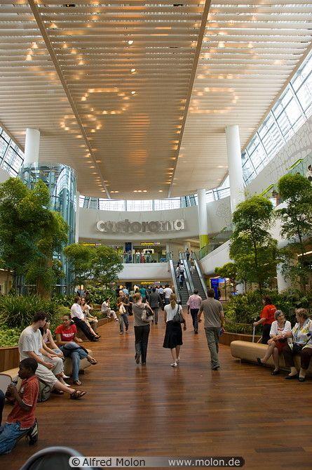 advantages disadvantages shopping malls