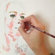 dessin-amylee-crayon-graphisme-visage