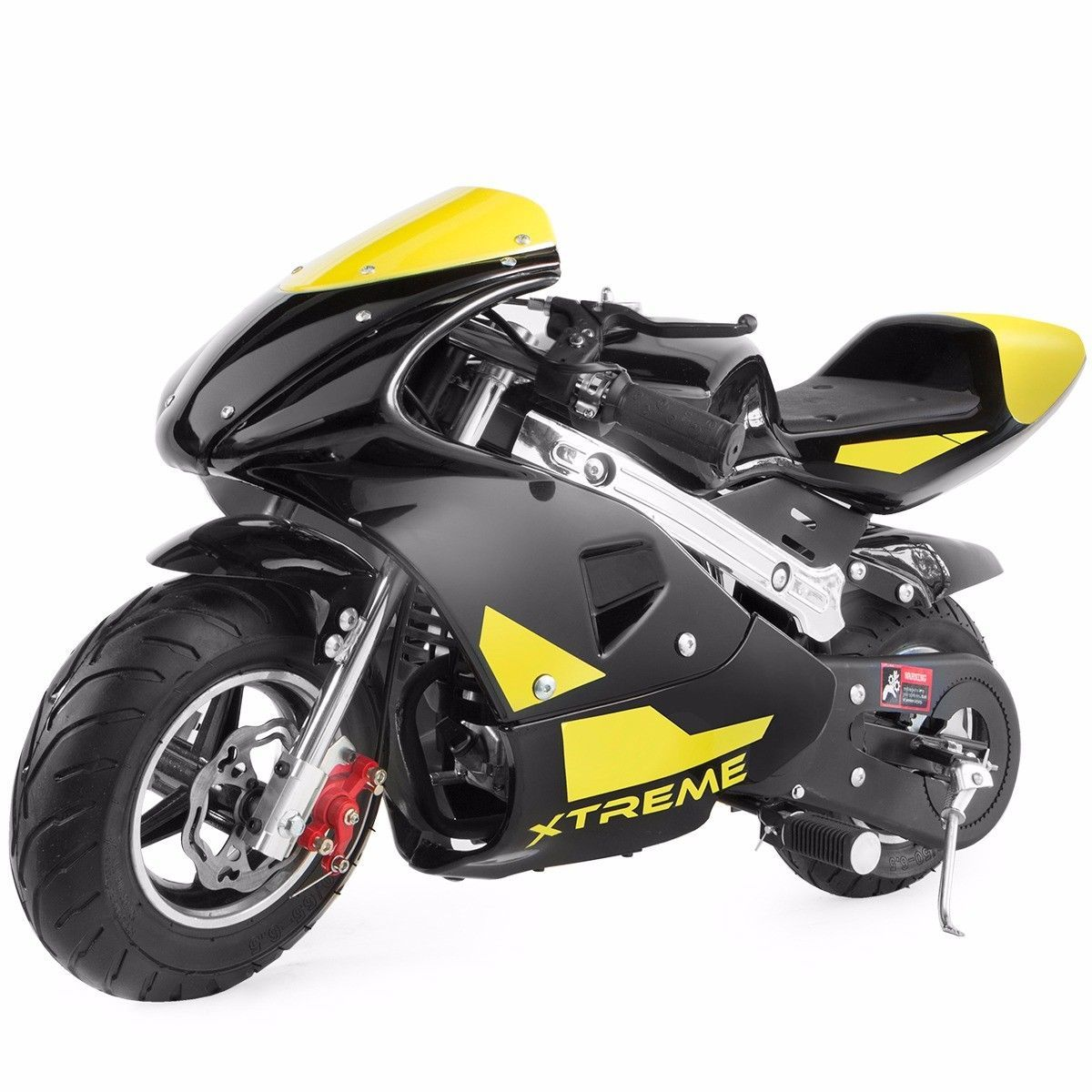 Details about XtremepowerUS Gas Pocket Bike Motorcycle