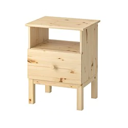 Stoliki Nocne Ikea My Flat Bedroom W 2019 Pomysły