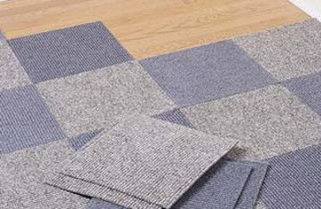 The Advantages And Disadvantages Of Using Floor Carpet Tiles Yonohomedesign Com In 2020