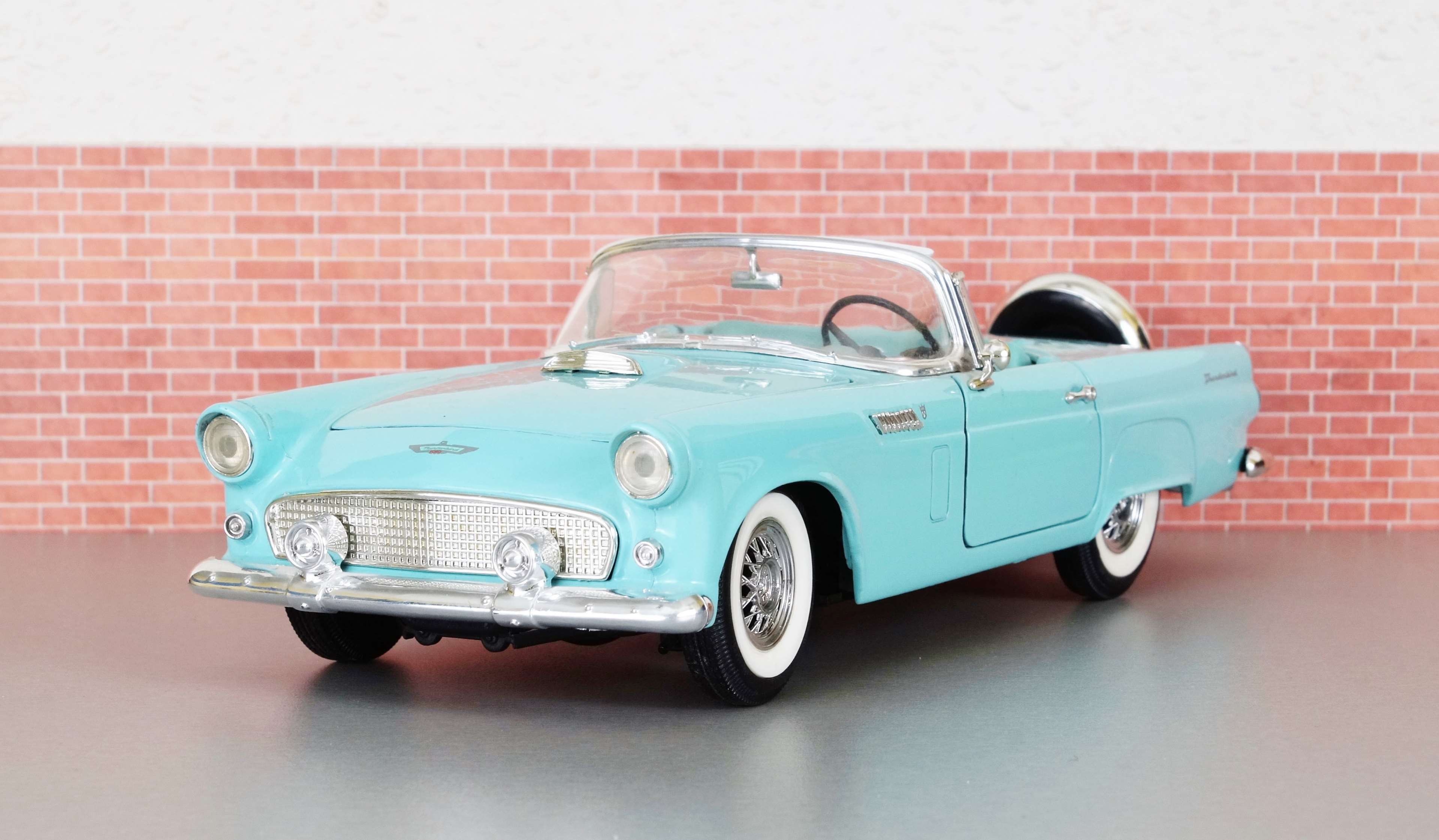 america auto automotive classic convertible diorama ford ford